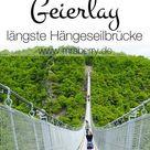 Tagesausflug zu Deutschlands längster Hängeseilbrücke - Geierlay im Hunsrück - MrsBerry Kreativ-Studio