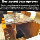Secret Hiding Spots