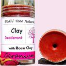 Clay Deo/No Baking Soda   Natural Deodorant with Tamanu oil | Etsy