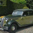 1936–41 BMW 326 Cabriolet
