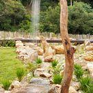 Gartendusche bauen - 70 inspirierende Gestaltungsideen für Außendusche