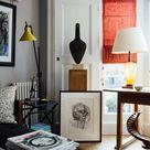 Artist Sarah Graham's London home and studio