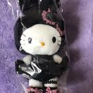 HELLO KITTY EVANGELION KAWORU REI ASUKA Plush RARE Limited Sanrio New Japan