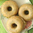 Lemon Poppy Seeds Doughnuts [Vegan]