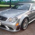BaT Auction: 22k-Mile 2008 Mercedes-Benz CLK63 AMG Black Series