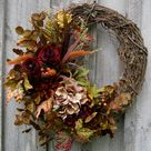 Elegant Fall Wreaths
