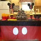 Mickey Mouse Parties