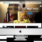 LT Winery Joomla Template Winery#Template#LT #AD