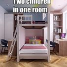 Two Children In One Room