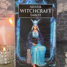 Silver Witchcraft Tarot Cards by Barbara Moore.