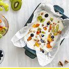 Einfaches Rezept für fruchtige Froyo-Bites