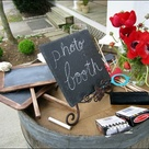 Outdoor Photo Booths