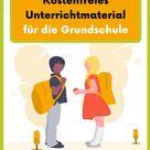 Grundschule kostenfreies Unterrichtsmaterial