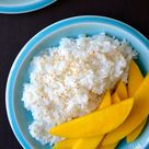 Coconut Sticky Rice