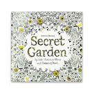 English Edition Anti Secret Garden Coloring Book