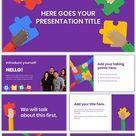 Garner Free Template for Google Slides or PowerPoint Presentations