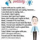 Englisch-Vokabeln: Wie höflich widersprechen?