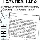 5 Tips to Stand out and Get Your Dream Teaching Job!