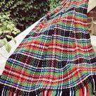 Plaid Crochet
