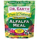 Dr. Earth Pure & Natural Organic Alfalfa Meal Plant Food 3 lb.