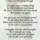 Remembrance Poems