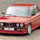 Hartge BMW 5 Series E28 1985 1988
