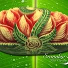 Watermelon Fruit Baskets