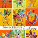 Turkey Drawing