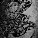 Harley Motor wallpaper by Jansingjames   cd   Free on ZEDGE™