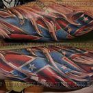 Rebel Flag Tattoos