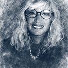 Custom photo into a digital pencil sketch