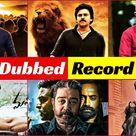 12 Record Price of Hindi Dubbed South Movies New List  | Vijay, Allu Arjun, Kamal Haasan