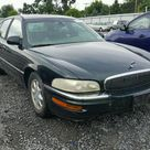 Auto Auction Ended on VIN 1G4CW54KX14200149 2001 Buick Park Avenu in NY   Albany