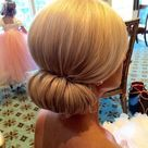 40 Chic Chignon Buns That Bring the Class into Formal and Casual Looks
