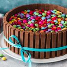 KitKat-Torte - ganz einfach selbstgemacht | Die besten Backrezepte mit Gelinggarantie
