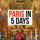 The Ultimate 5 Days In Paris Itinerary You Should Steal - Linda On The Run