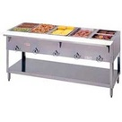 Aerohot Duke E305 Electric Hot Food Table, 5 Wells, 72-3/8