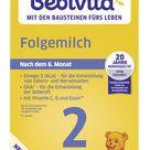 Bebivita Folgemilch 2 nach dem 6. Monat 9.50 EUR/1 kg