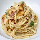 Spaghetti aglio olio e peperoncino - le ricette di esmeralda
