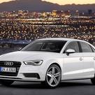 Update 2014 Audi A3 Sedan Spotted In India