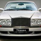 2001 Bentley Azure Cabriolet