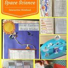 Astronomy and Space Science  Interactive Notebook   Distance Learning