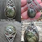 Wire Wrapped Jewelry