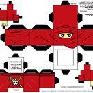 Ninjago Kai cubee part one by lovefistfury on DeviantArt