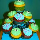 Monster University Cupcakes