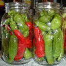 Hot Banana Peppers