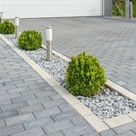 Modern Driveways Designs 2021. It's all about style! - Drivewaywise