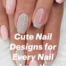 Cute Nail Designs for Every Nail Length