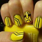 Bumble Bee Nail Art Bumblebee Art