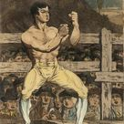 Print of Boxer/Daniel Mendoza